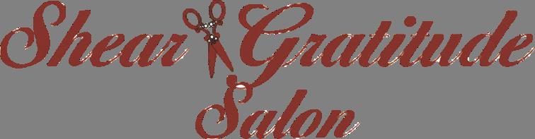 Shear Gratitude Salon